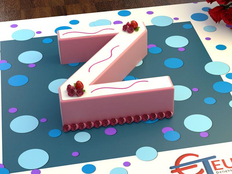 letter z cake - Google Search Projects Pinterest - küchenlösungen für kleine küchen