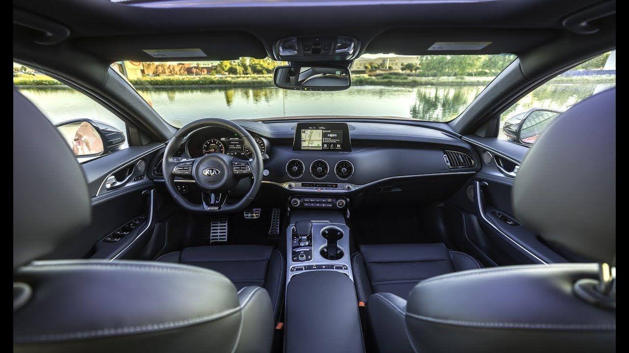 Kia Stinger Gt Named To Wards 10 Best Interiors For 2018 List Kia Stinger Kia Used Cars