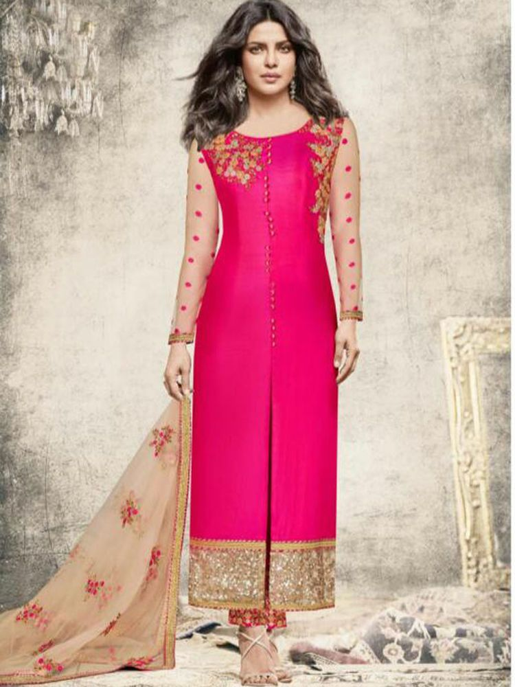 b90cdfe67d #Designer #Party wear #Indian #ethnic #Punjabi #Suit Latest Collection  #Salwar #Kameez #Handmade #SalwarKameez