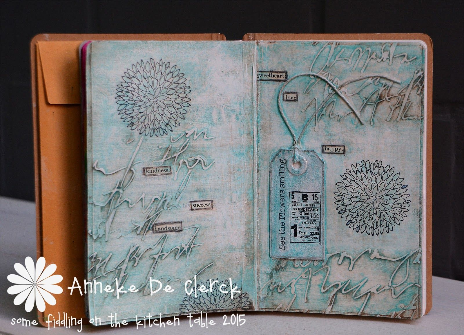 Some fiddling on the kitchen table: Inspiration Wednesday #4 | Art ...