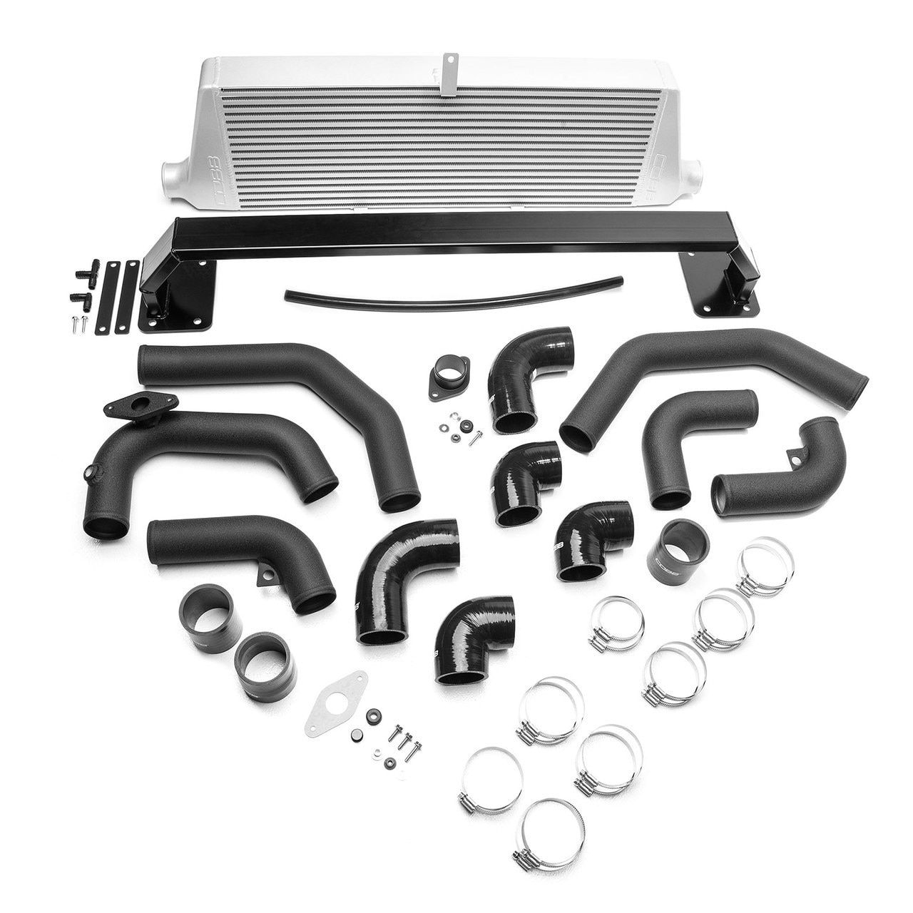 COBBFront Mount Intercooler Kit (Silver) For 1114 Subaru