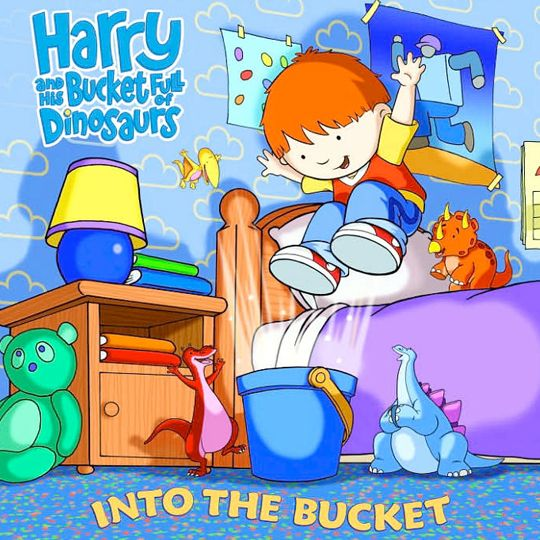 harry and his bucketful of dinosaurs - Google Search | Children's ...