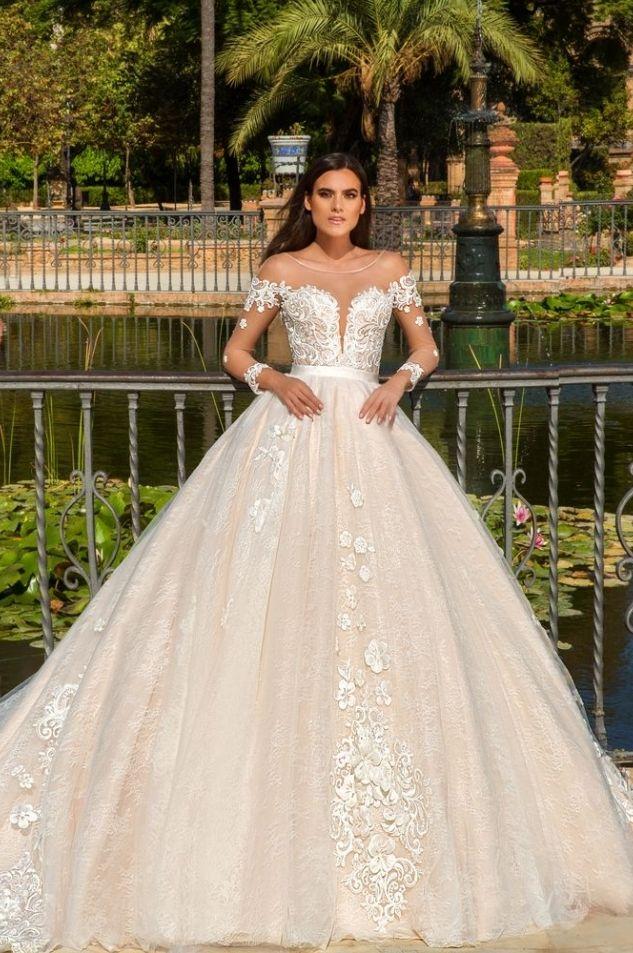 Nora 2017 | Weddings-Bride-2017 | Pinterest | Hochzeitskleider