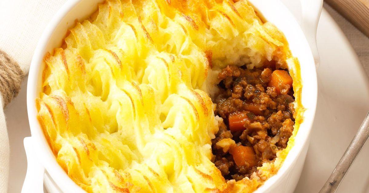 Root vegetable cottage pie | Recipe | Cottage pie ...