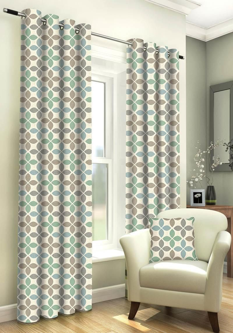 Tangiers Ready Made Lined Eyelet Curtains In Duck Egg Terrys Fabrics Uk Bedroom Pinterest