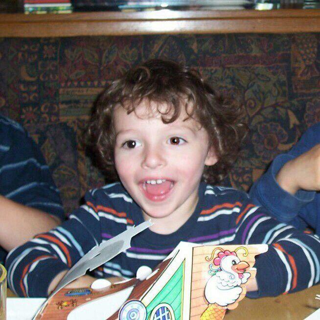 finn wolfhard s photo when he was a baby strangerthings