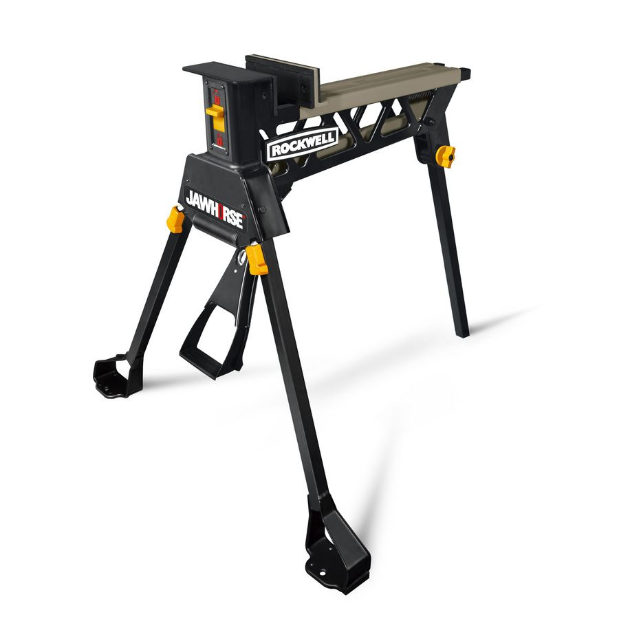 Shop ROCKWELL JawHorse Material Support And Saw Horse At Lowes.com