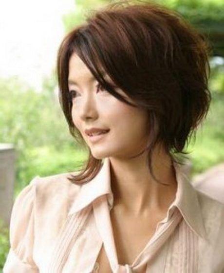 Cortes de cabello de las japonesas