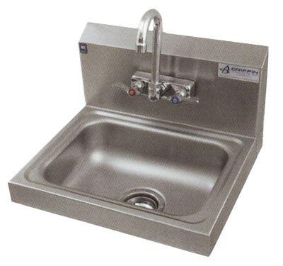 Griffin Handwash Sinks Workshop Kitchen And Bath Sink