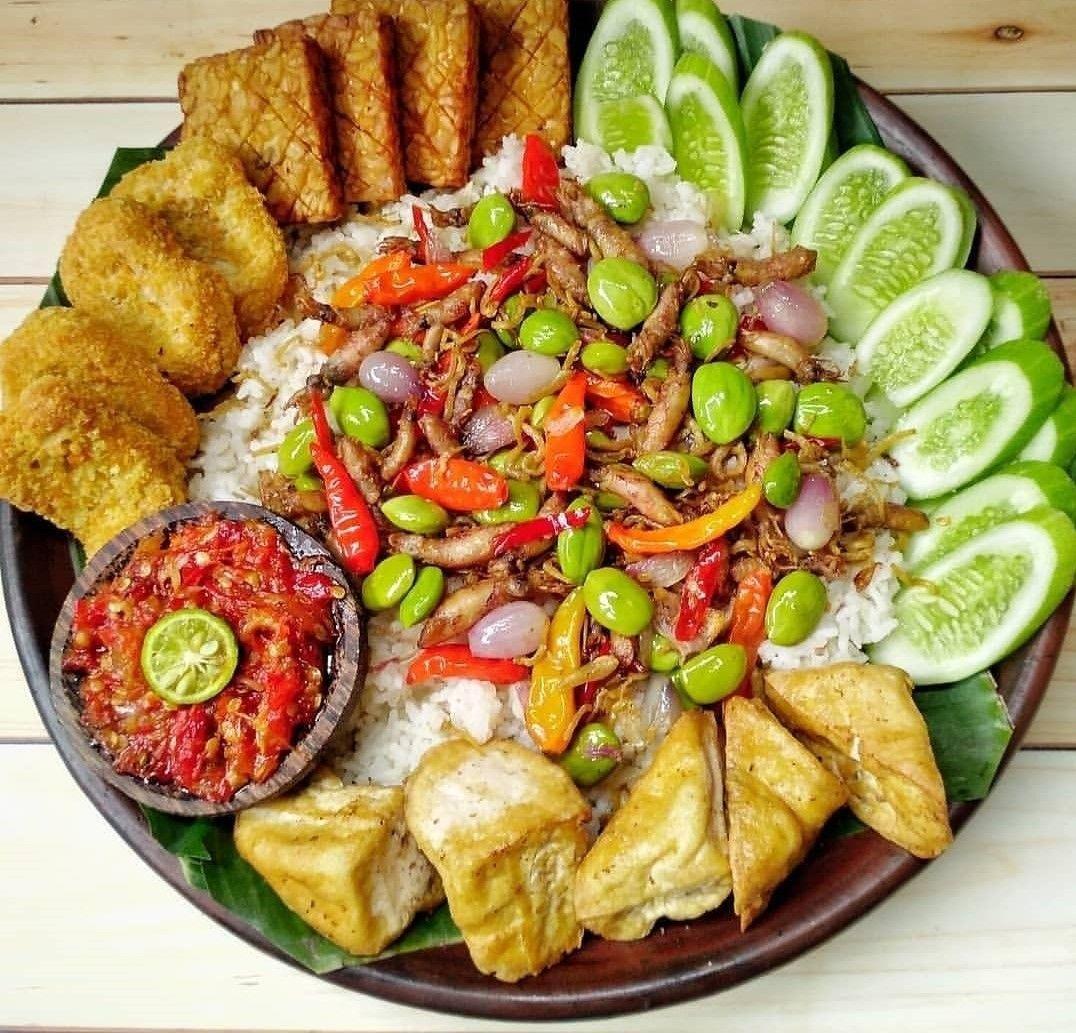 Resep Nasi Liwet Doyan Resep Resep Resep Masakan Pedas Masakan Resep Masakan