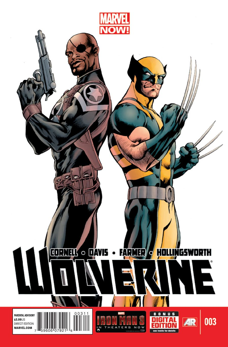 Wolverine 3 marvel comics read on 4292014 rating 45 marvel avengers fandeluxe Image collections