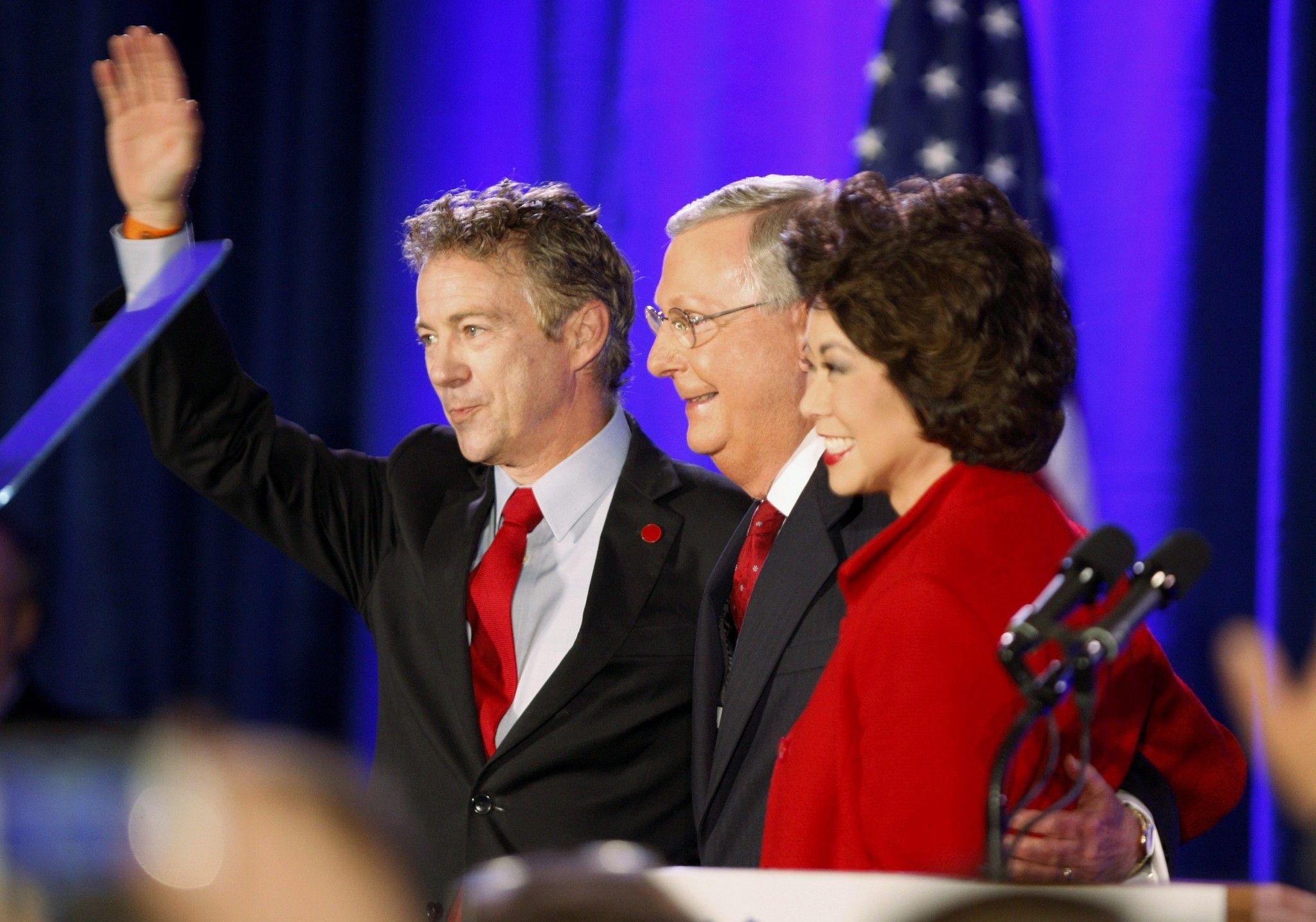 The GOP victories represented a widespread unease about the nation's direction and the electorate's disenchantment with President Obama.