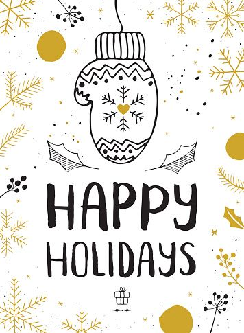 24+ Happy winter break clipart info