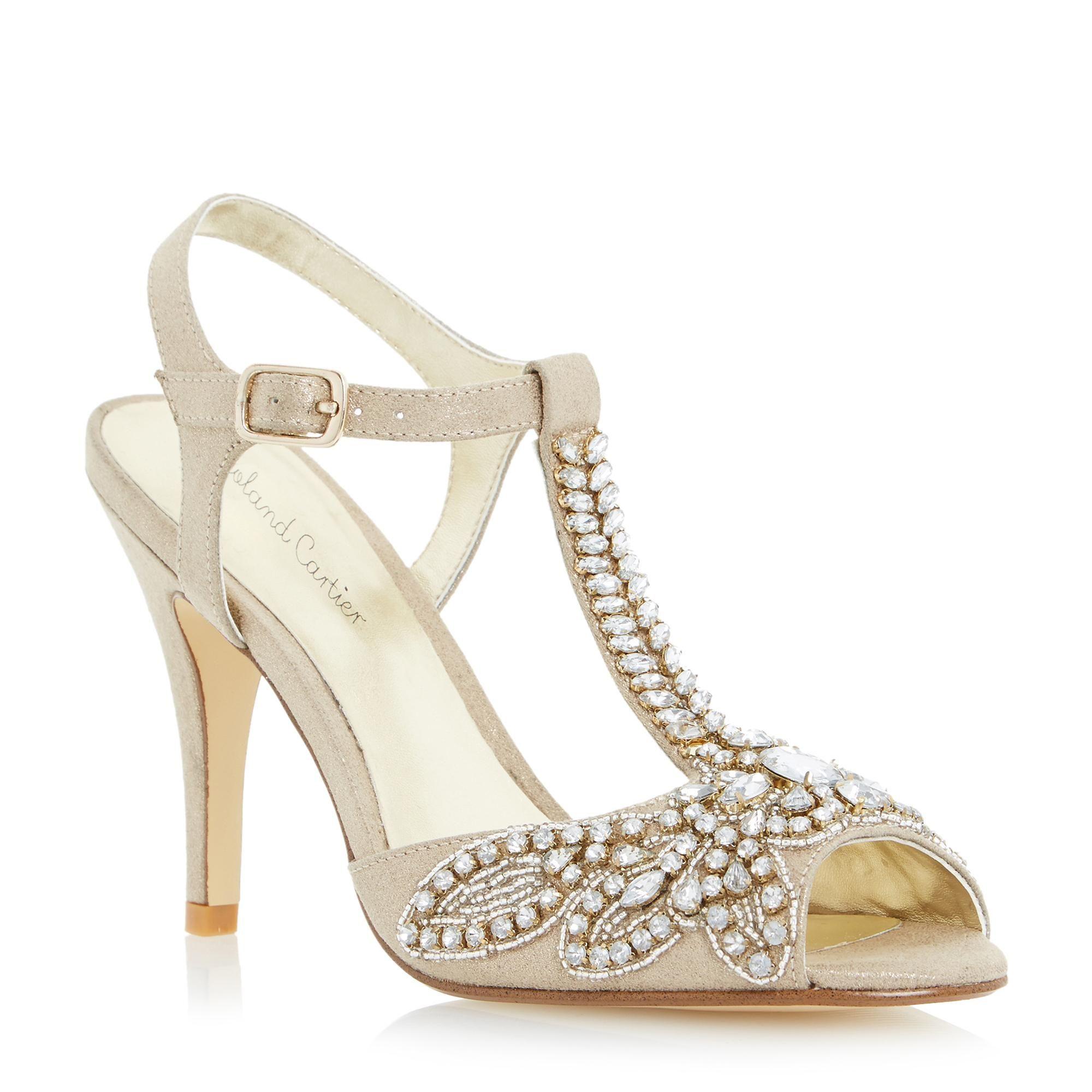 Women's High Heeled Sandals & Platforms