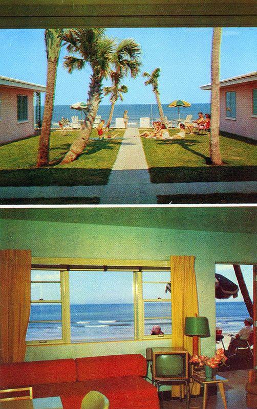 Mermaid Ocean Villas Daytona Beach Fl Daytona Beach Ocean Beach