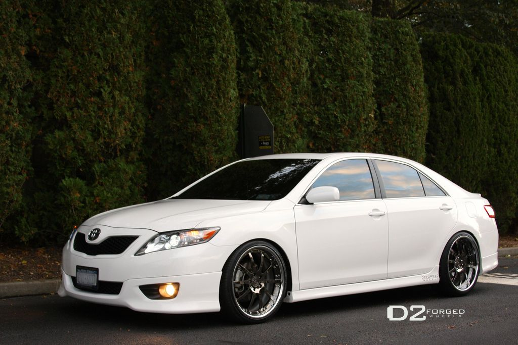 camry se 2014 with rims toyota camry se v6 20 d2forged fms05 wheels cars pinterest. Black Bedroom Furniture Sets. Home Design Ideas