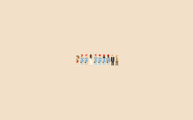 The Life Aquatic Wes anderson wallpaper, Aesthetic