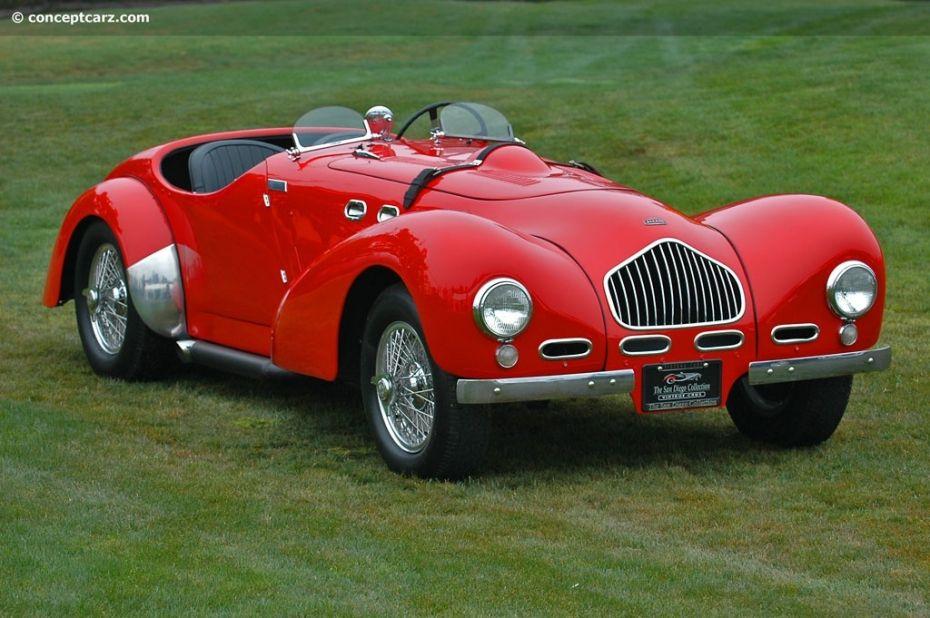 Allard classic cars vintage classic cars cars