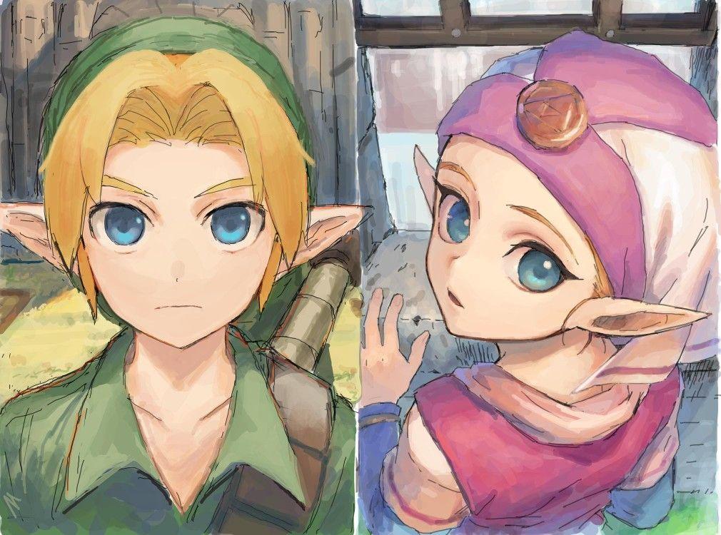 Pin By Dave Merrill On Zelda Legend Of Zelda Anime