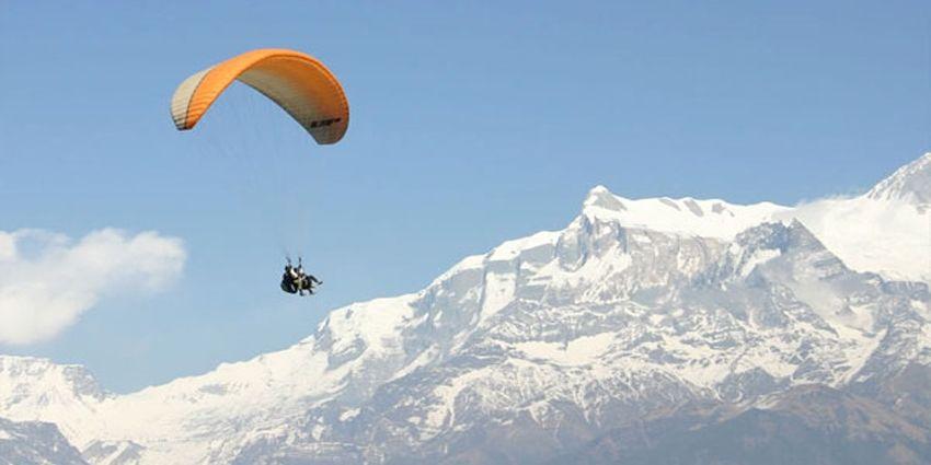 Paragliding In Nepal Yeti Trail Adventure Paragliding Andaman Tour Adventure Tours