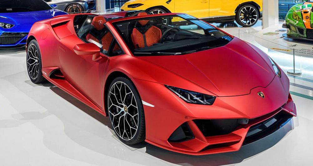 لامبورغيني هوراكان أيفو سبايدر قمة في تكنولوجيا عالم السيارات الرياضية موقع ويلز In 2021 Lamborghini Huracan Super Sport Cars Spyder