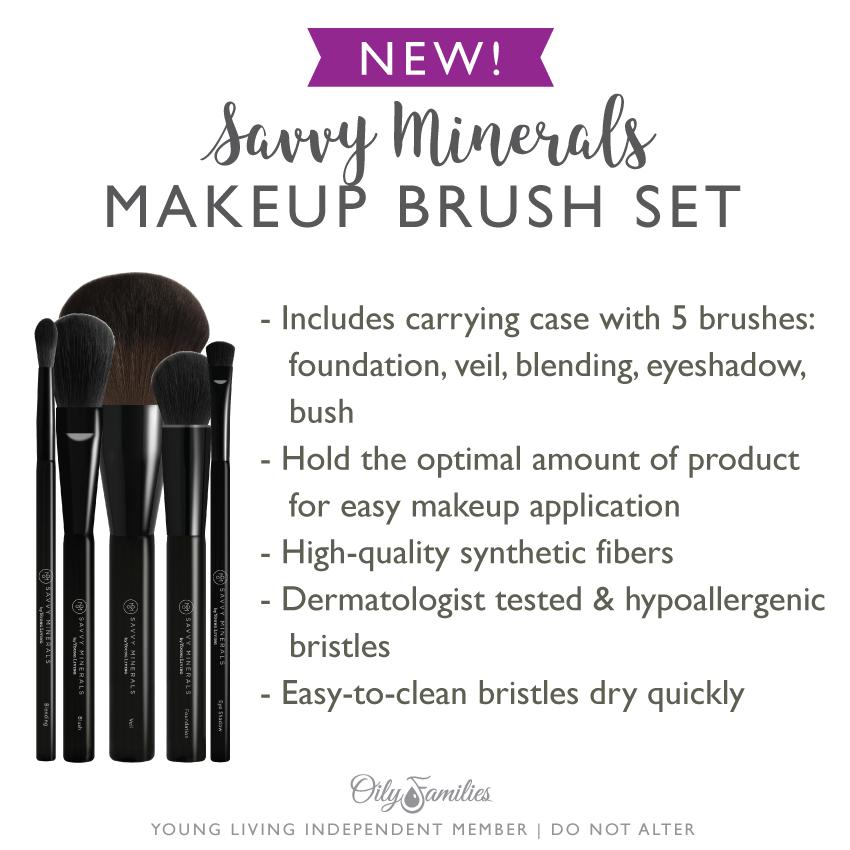 Anti-Bacterial Brush Set by Look Good Feel Better #20