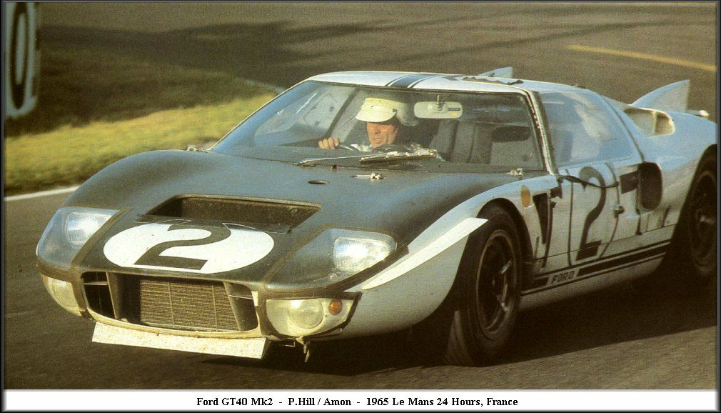 Ford Chassis Number Gt  General Info The First Car Was Named The Gt For Grand Touring With The  Representing Its Overall Height Of  Inches