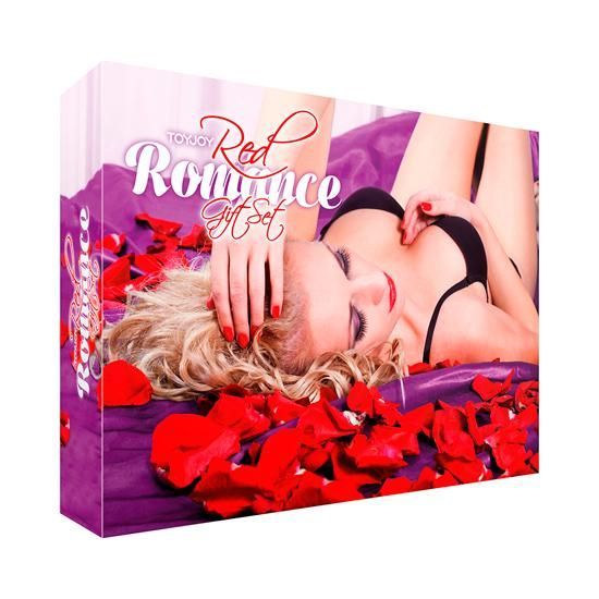 SET DE REGALO RED ROMANCE