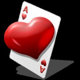 Hearts Vista Icon Png 256 256 O Dia Do Curinga Coracao Imagens