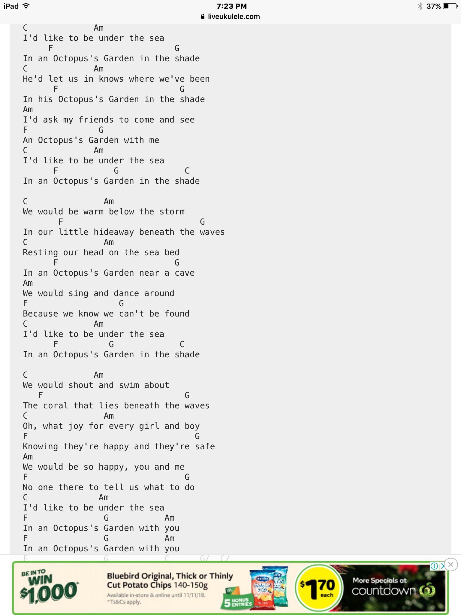 Image By Ed On Music Ukelele Songs Ukulele Tabs Songs