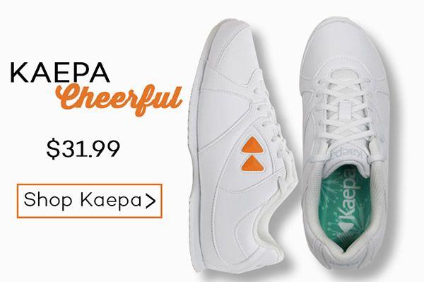 e33f4e601be31 Kaepa Cheerful | Cheer and Pom Promotions | Cheerleading shoes ...