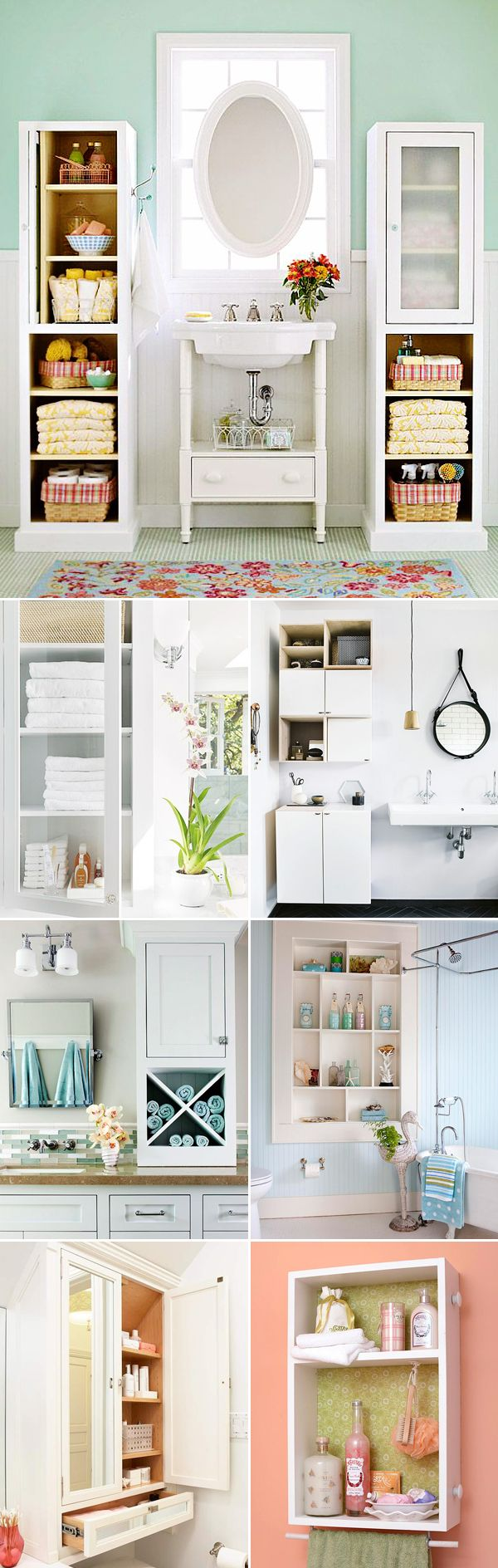41 Clever Home Organization Ideas | Clutter, Organizing and ...