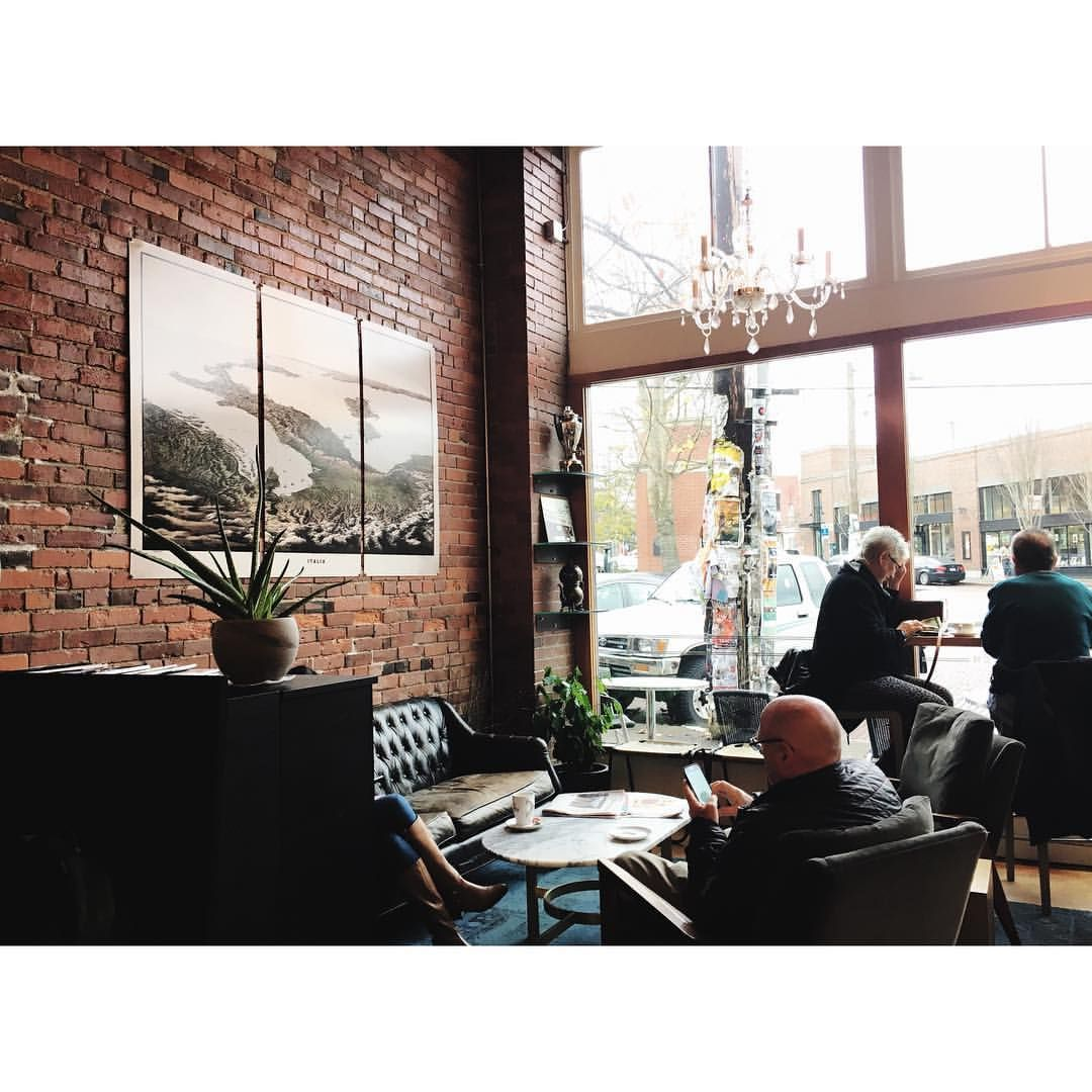 caffe umbria || ballard, seattle | coffee shop vibes in 2018