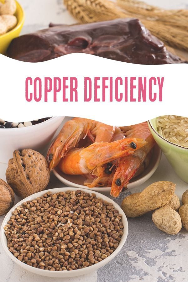 Copper Deficiency The Signs, Symptoms and Dietary