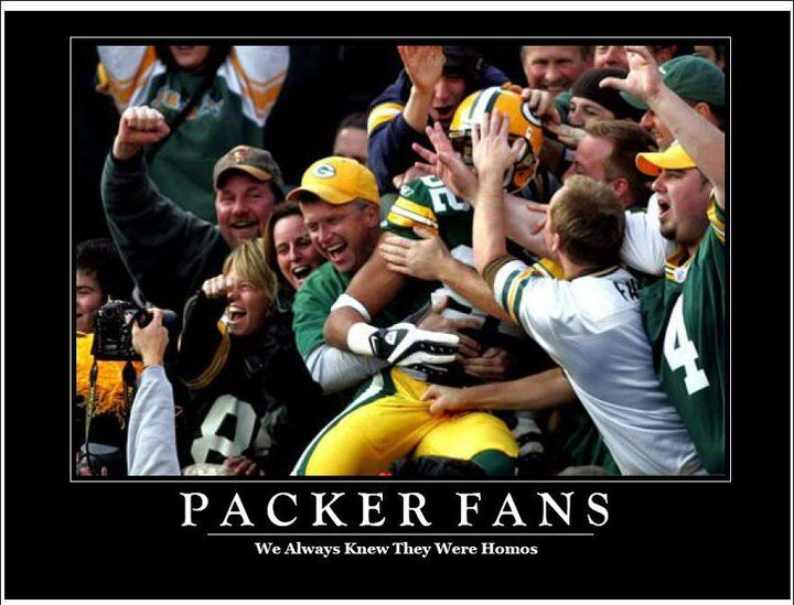 Green Bay Packers Jokes - NFL Jokes - Jokes4us.com