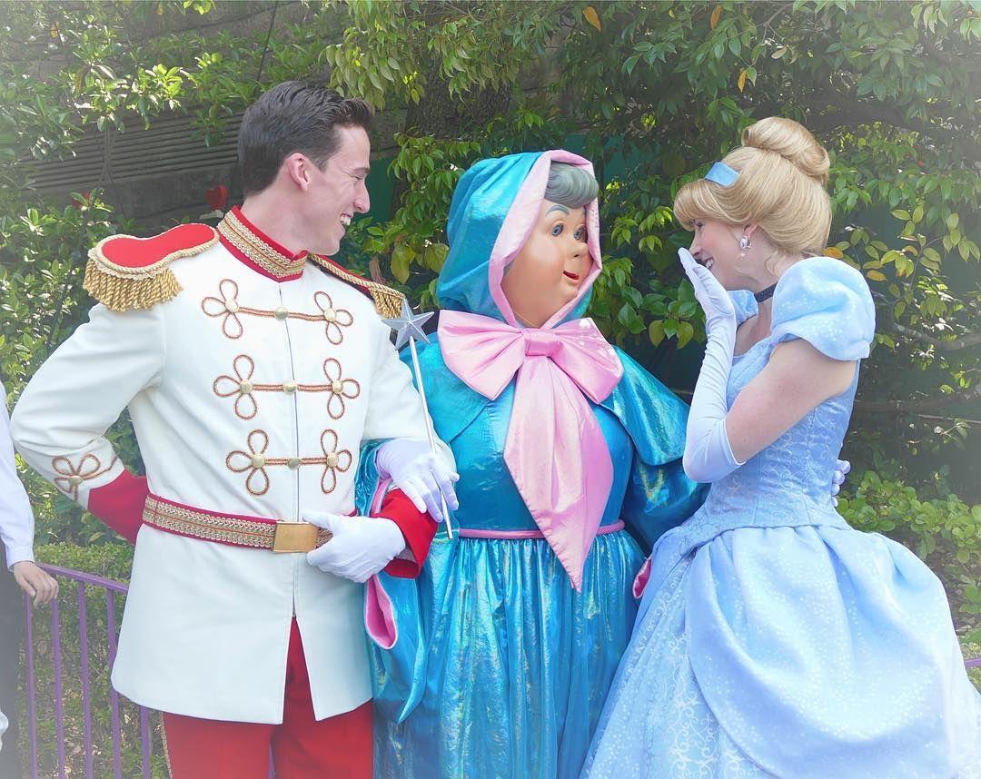 Pin By 1trh1 On Disney Tokyo Disneyland Fairy Godmother
