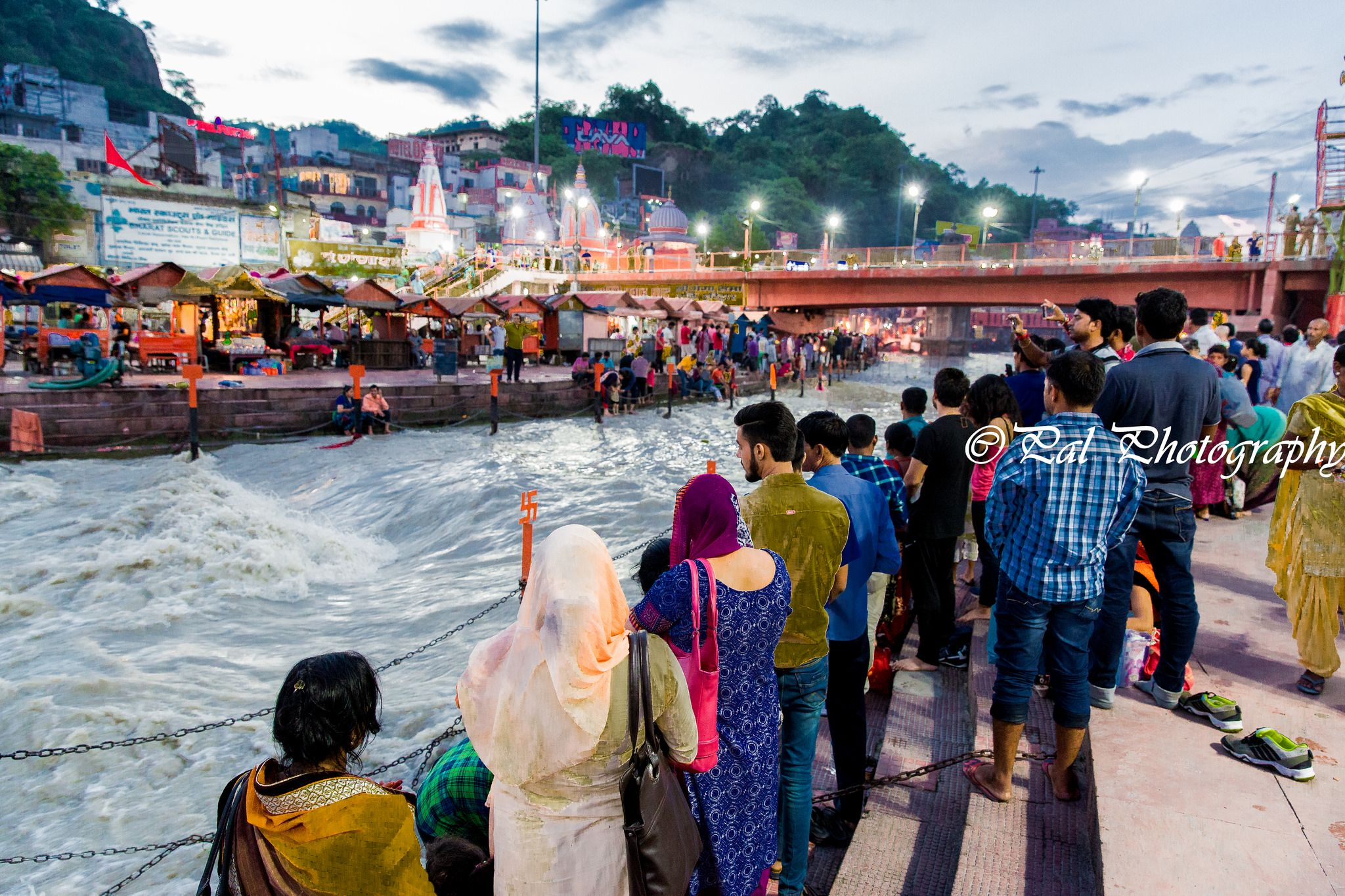 The Ganges@Haridwar,Uttarakant,India