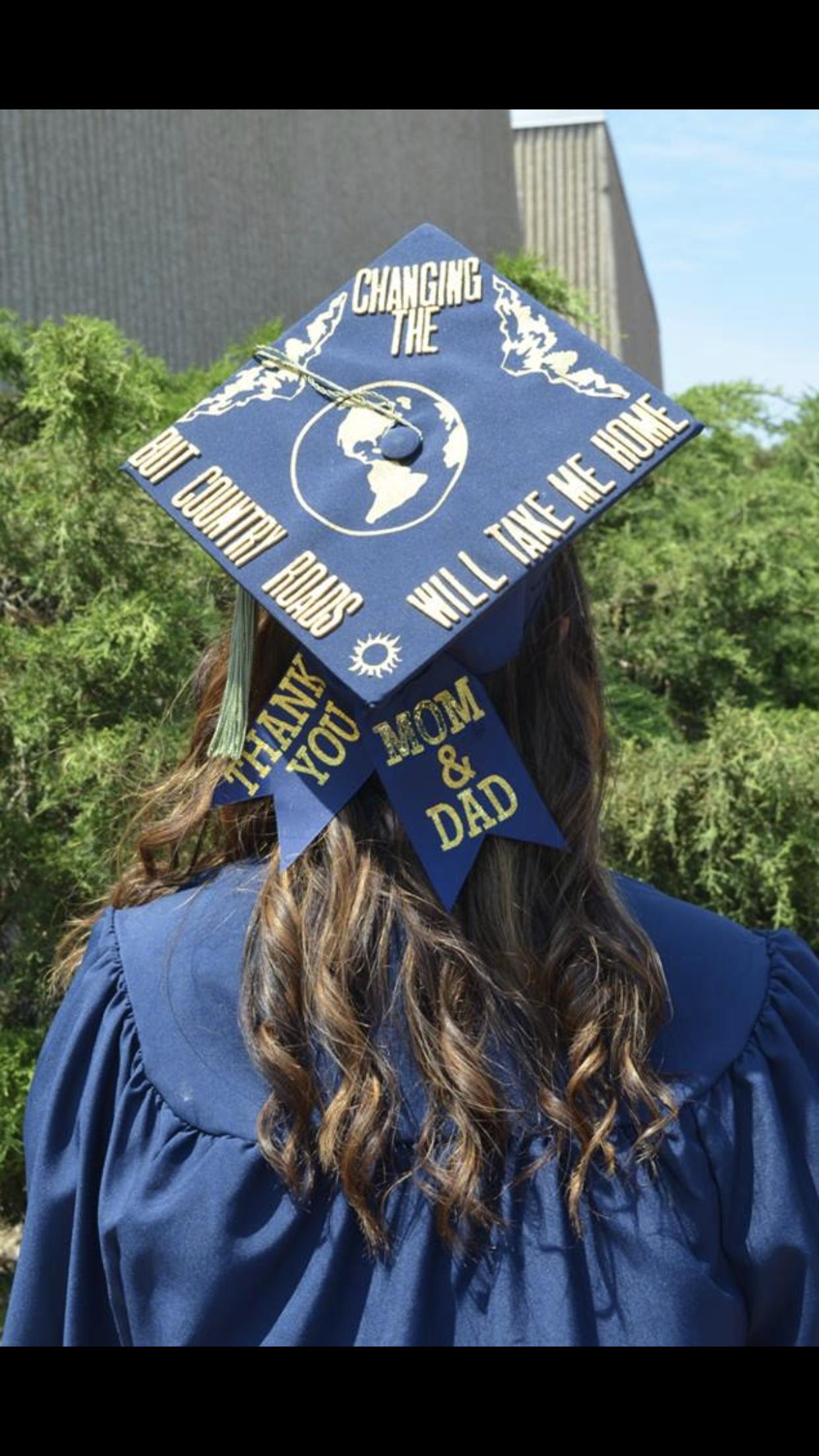 West Virginia University Graduation