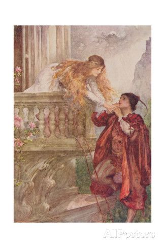 Romeo And Juliet From Children S Stories From Shakespeare By
