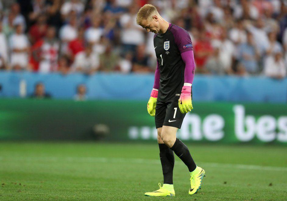 Inghilterra-Islanda, il film della partita