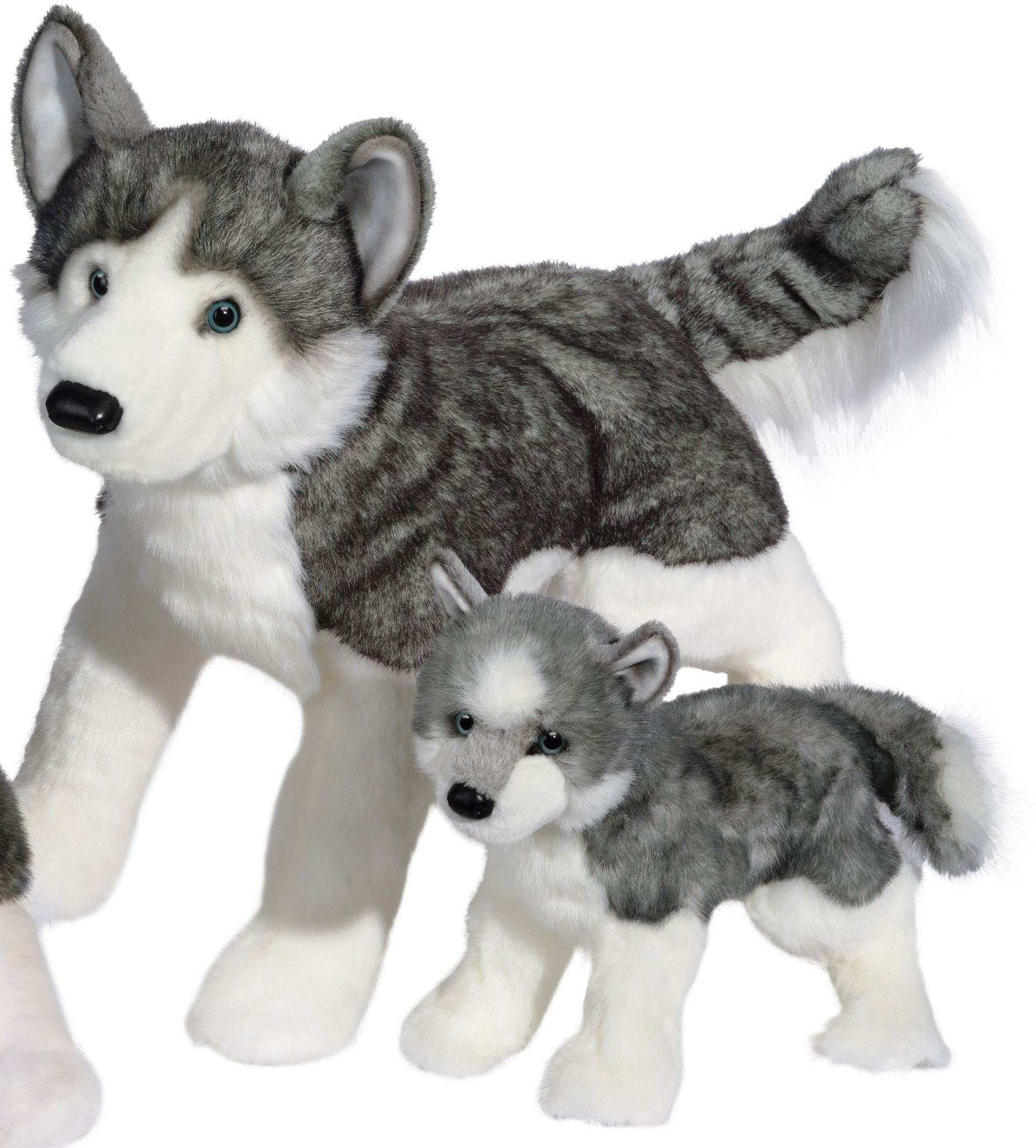 Huge Husky Dog For People With Alzheimer S By Special Order 2