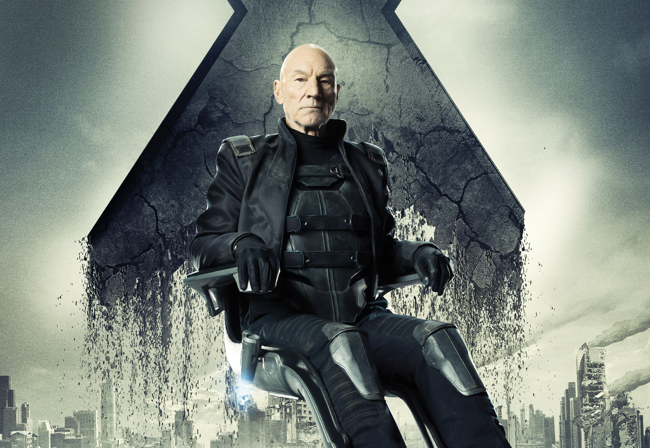 X Men Days Of Future Past Old Charles Xavier Professor X Wallpaper Days Of Future Past X Men Superhero