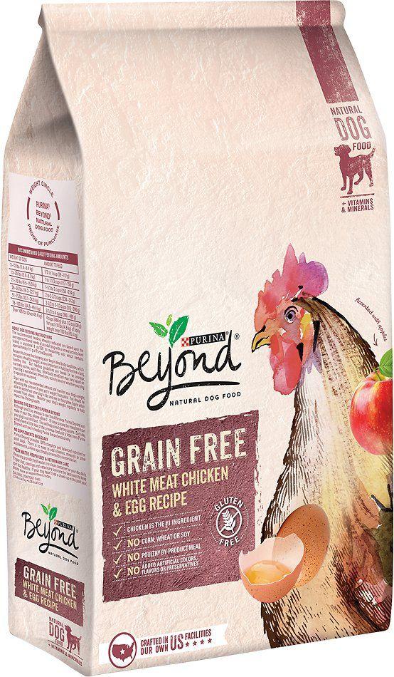 Purina Beyond White Meat Chicken Egg Recipe Grain Free Dry Dog