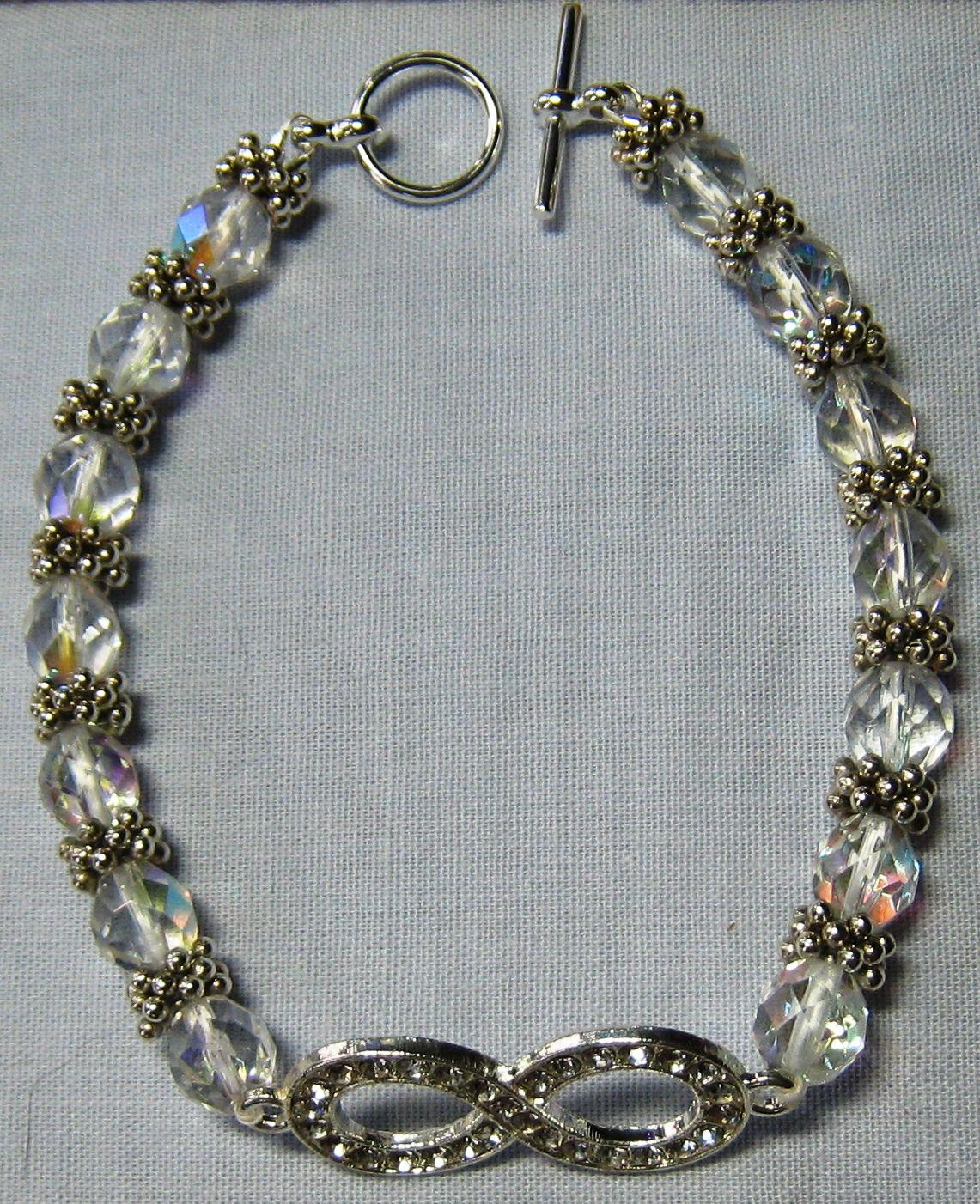 Jenny's Infinity Bracelet