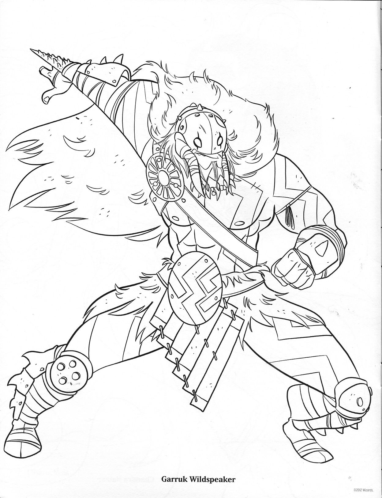 magic the gathering coloring pages makimonstrousscans of