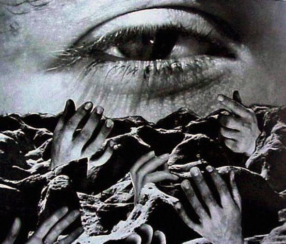 Grete Stern photocollage c. 1940s