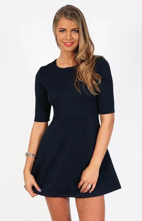 f6a730a743 Rhode Island Navy Skater  Dress Online Fashion Australia