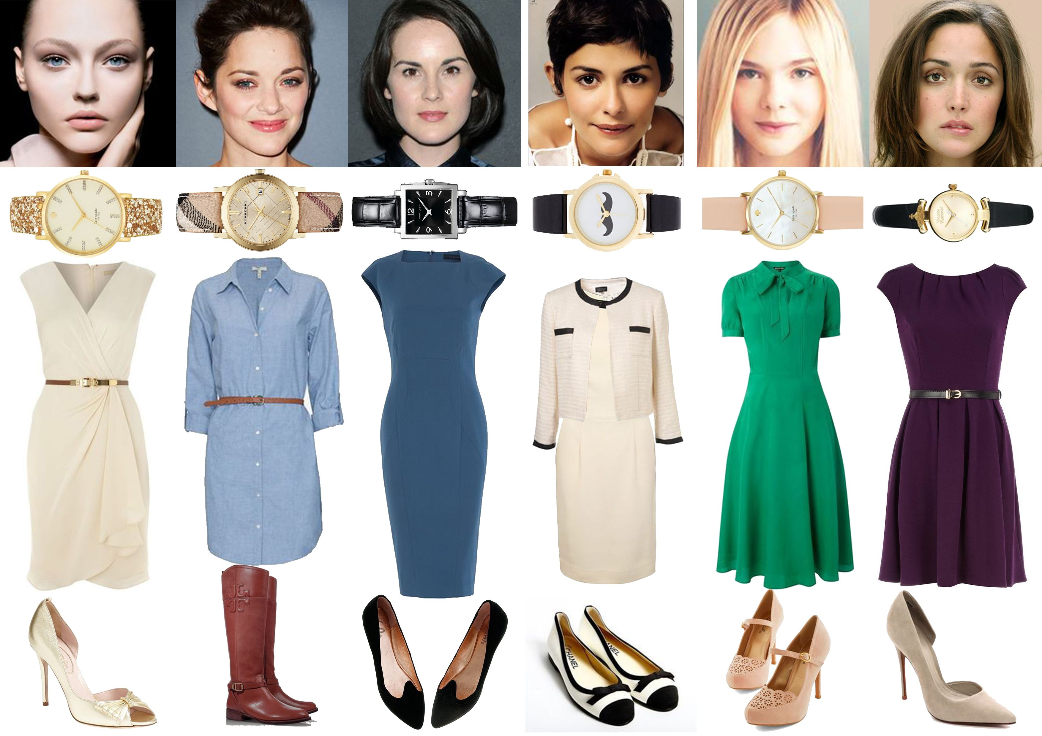 Image Style Identity Cheat Sheet 006 Classic Dress Styles My Best Guess For Classic