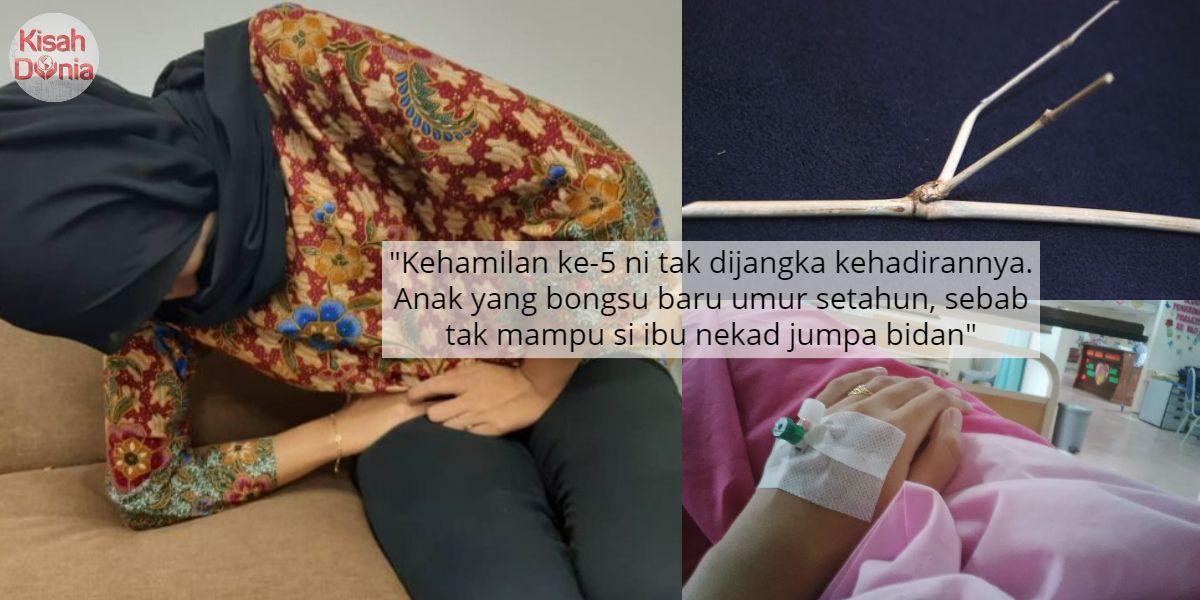 Doktor Pelik Ada Pasir Dalam Rahim Rupanya Kantung Janin Dijolok Buluh Runcing In 2021 Toms Original Toms