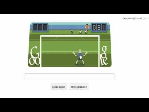 Google Doodle Soccer 2012 Record 62 Google Doodles Soccer Doodles